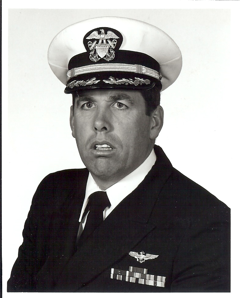 Commander David Berry